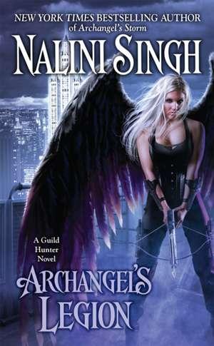 Archangel's Legion de Nalini Singh