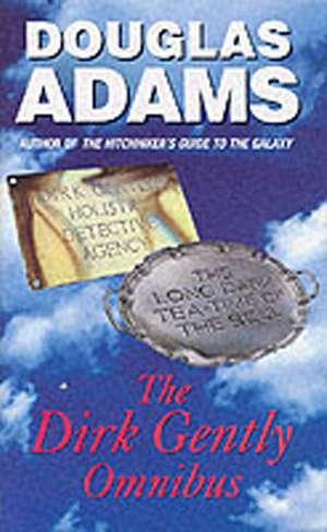 The Dirk Gently Omnibus de Douglas Adams