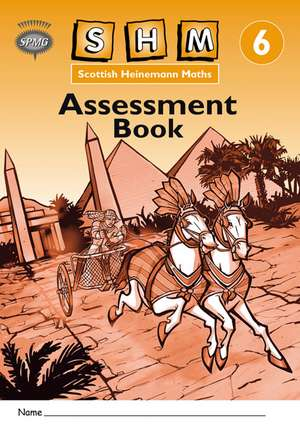 Scottish Heinemann Maths 6: Assessment Book (8 Pack)