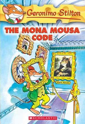 The Mona Mousa Code de Geronimo Stilton
