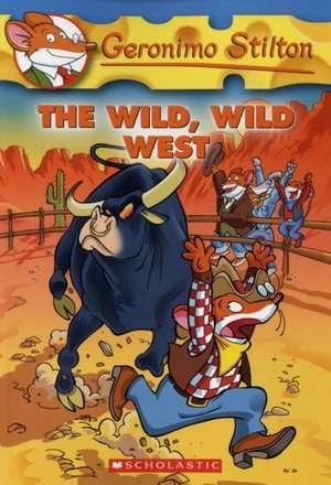 Geronimo Stilton #21:  The Wild Wild West de Geronimo Stilton