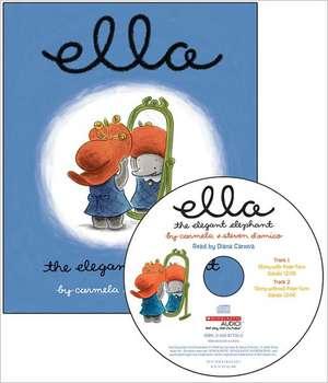 Ella the Elegant Elephant de Carmela D'Amico