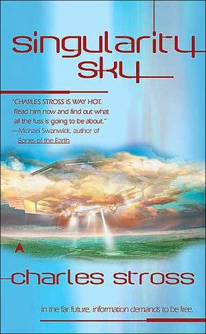 Singularity Sky de Charles Stross