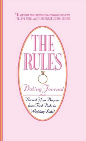 The Rules (TM) Dating Journal de Ellen Fein