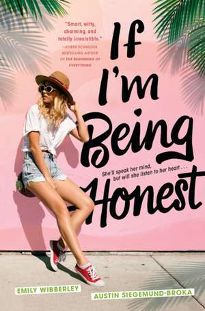 If I'm Being Honest de Emily Wibberley
