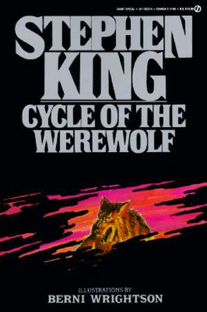 Cycle of the Werewolf de Stephen King