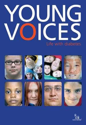 Young Voices: Life with Diabetes de Hala Khalaf