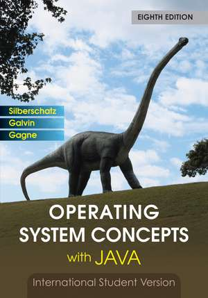 Operating System Concepts with Java imagine