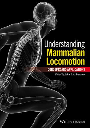 Understanding Mammalian Locomotion