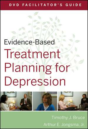 Evidence-Based Treatment Planning for Depression, DVD Facilitator's Guide