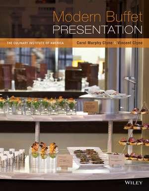 Modern Buffet Presentation imagine
