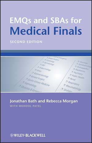 EMQs and SBAs for Medical Finals