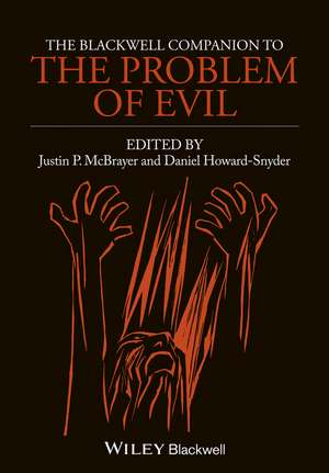 The Blackwell Companion to The Problem of Evil imagine