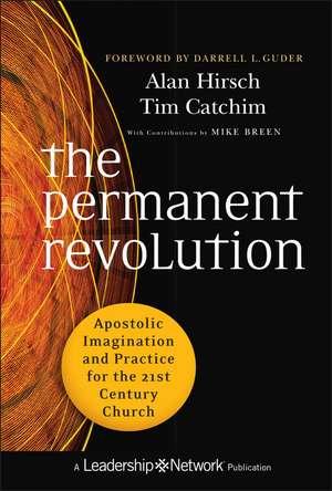 The Permanent Revolution imagine