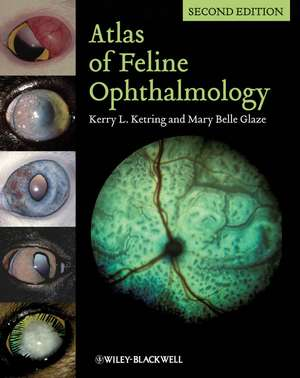 Atlas of Feline Ophthalmology imagine