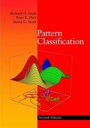 Pattern Classification imagine
