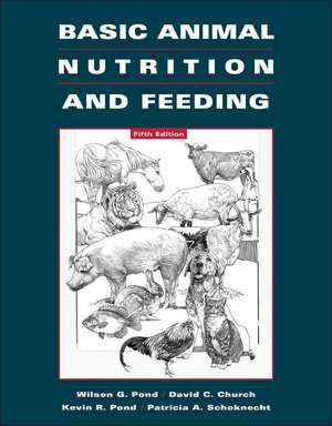 Basic Animal Nutrition and Feeding imagine