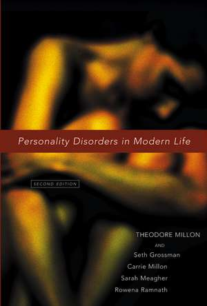 Personality Disorders in Modern Life