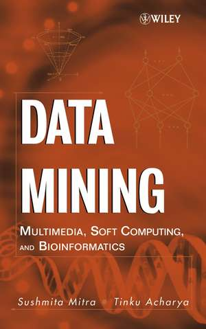 Data Mining: Multimedia, Soft Computing, and Bioinformatics de Sushmita Mitra
