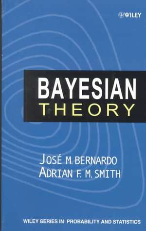 Bayesian Theory de José M. Bernardo