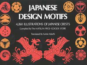 Japanese Design Motifs imagine