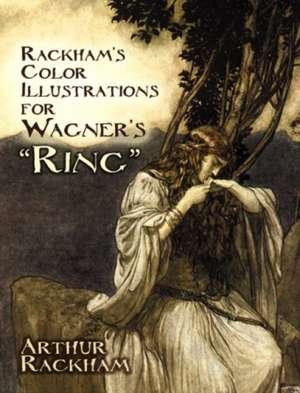 "Rackham's Color Illustrations for Wagner's ""Ring"" imagine"