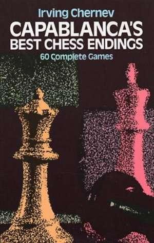 Capablanca's Best Chess Endings imagine
