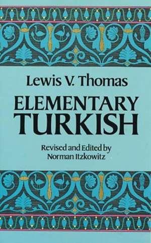 Elementary Turkish imagine