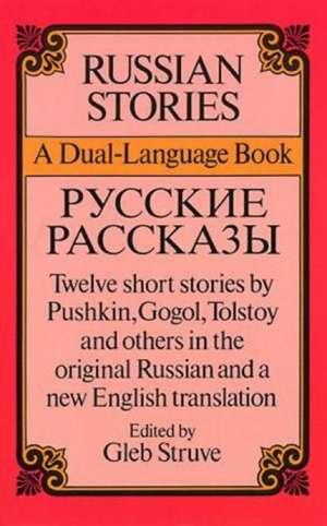 Russian Stories de Gleb Struve