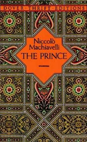 The Prince:  A Romance of Many Dimensions de Niccolo Machiavelli