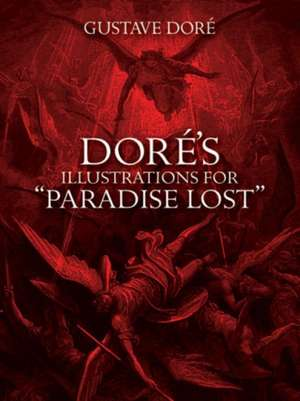 Dores Illustrations for Paradise Lost