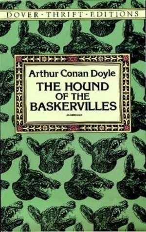 The Hound of the Baskervilles de Arthur Conan Doyle