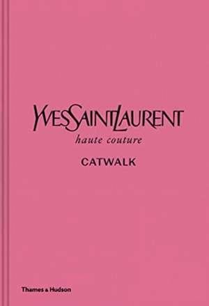 Yves Saint Laurent Haute Couture Catwalk imagine