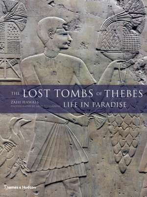 The Lost Tombs of Thebes