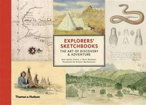 Lewis-Jones, H: Explorers' Sketchbooks imagine