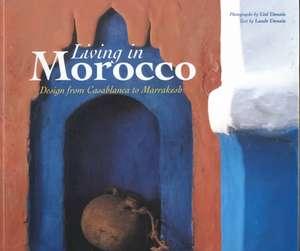 Living in Morocco de Lisl Dennis