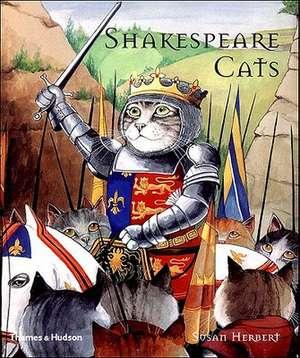 Shakespeare Cats imagine