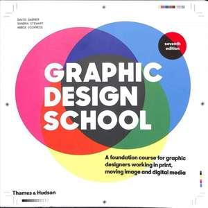 Graphic Design School de Abbie Vickress
