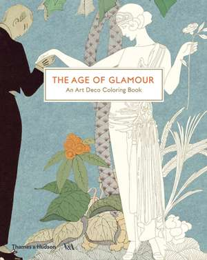 The Age of Glamour de  V&A