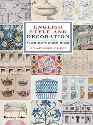 English Style and Decoration