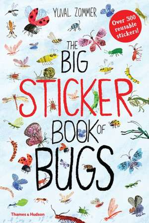 The Big Sticker Book of Bugs