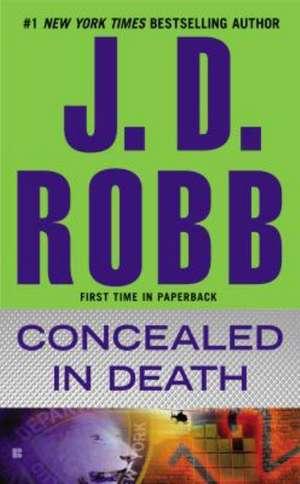 Concealed in Death de J. D. Robb