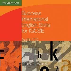 Success International English Skills for IGCSE Audio CD