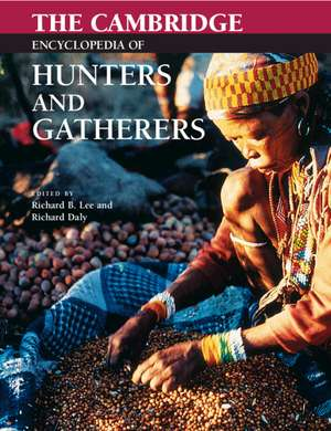 The Cambridge Encyclopedia of Hunters and Gatherers imagine