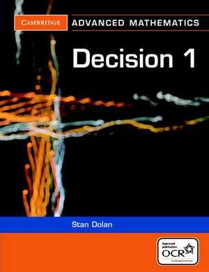 Decision 1 for OCR de Stan Dolan