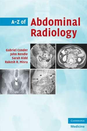 A-Z of Abdominal Radiology imagine