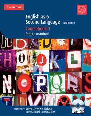 Cambridge English as a Second Language Coursebook 1 with Audio CDs (2)