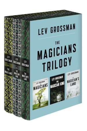 The Magicians Trilogy de Lev Grossman