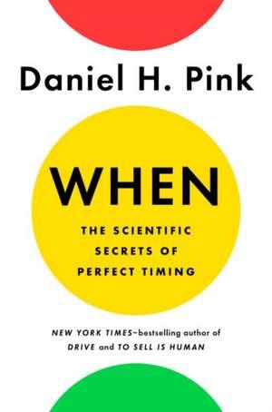 When de Daniel Pink