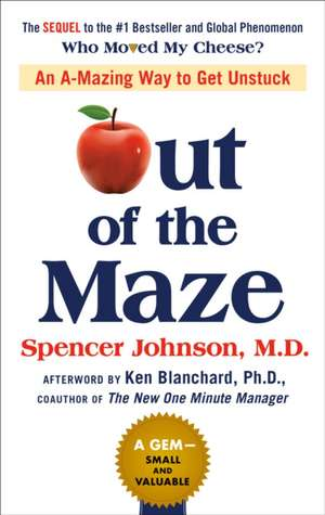 Out of the Maze de Johnson, P. Spencer